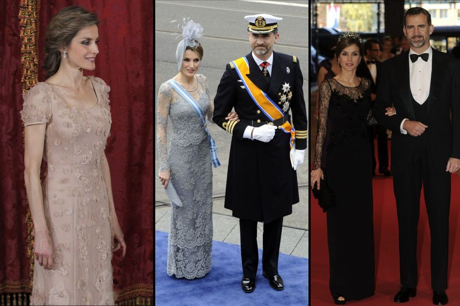 La princesse Letizia
