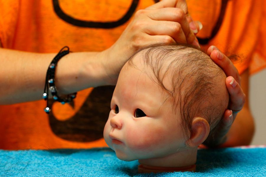 """""""Reborn"""", des poupées plus vraies que nature"""