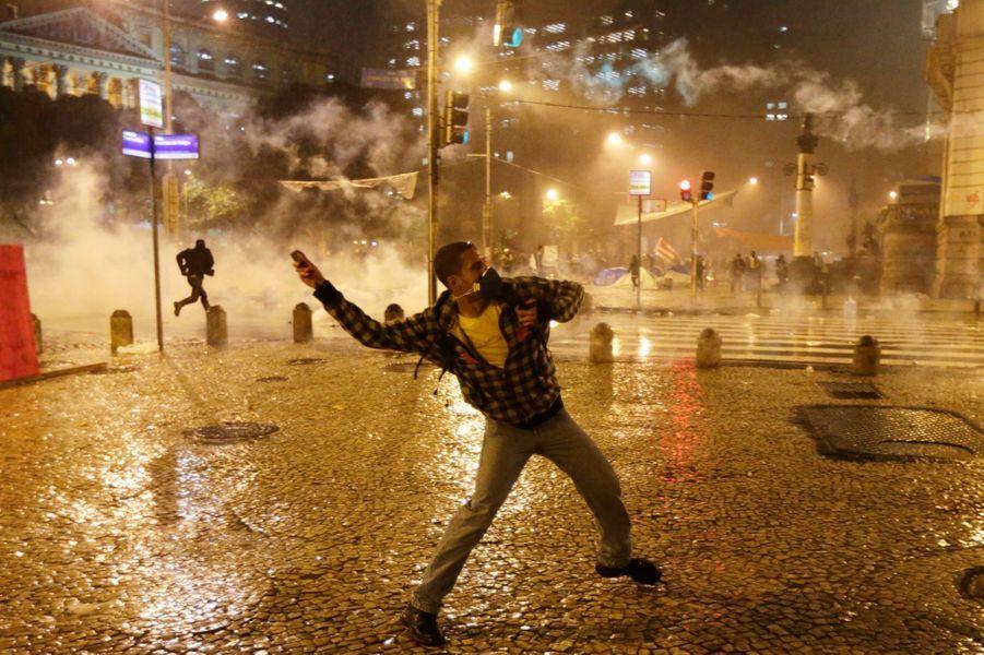 Rio de Janeiro se révolte