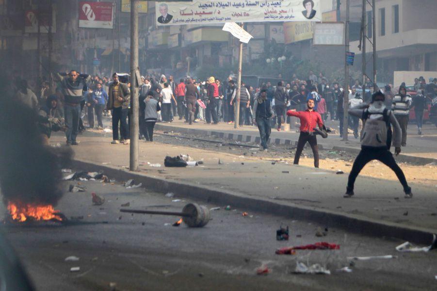 Sanglantes manifestations pro-Frères musulmans