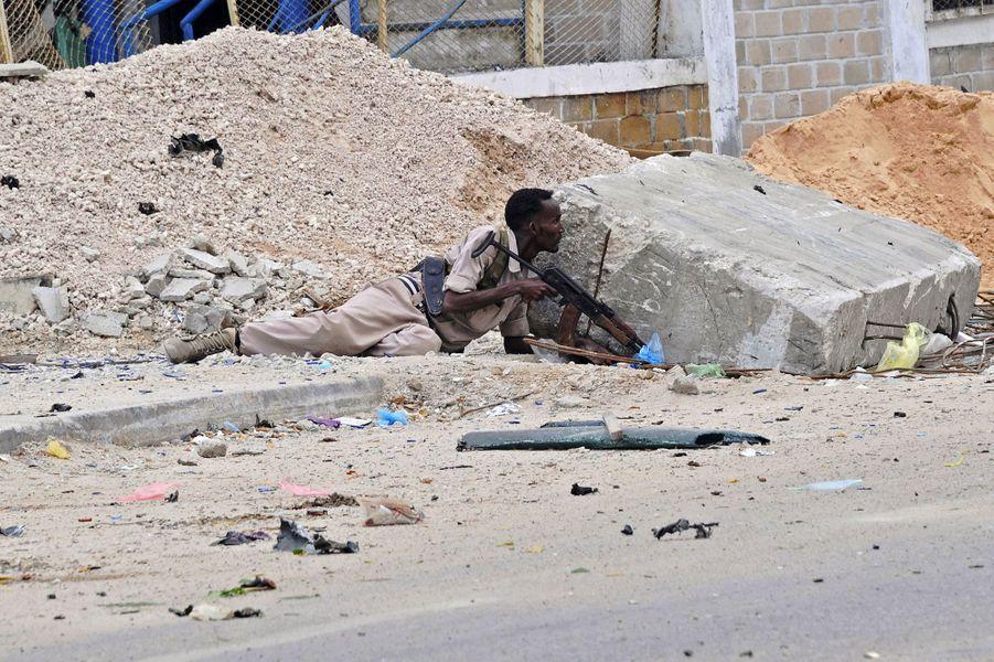 Somalie : 11 civils ont péri dans la double attaque de Mogadiscio