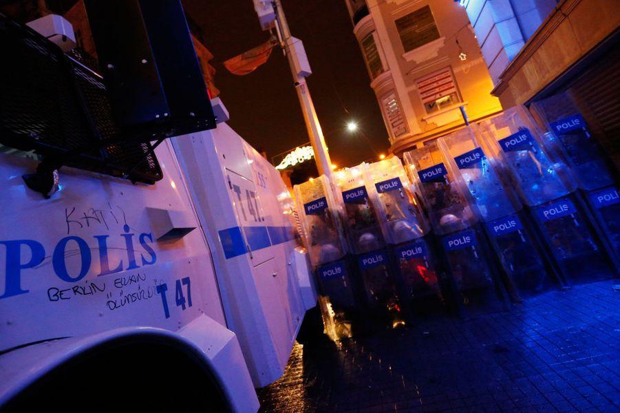 Turquie, l'embrasement de la rue