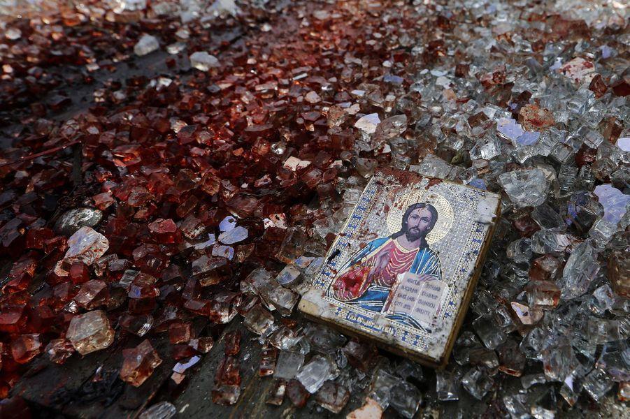 Combats mortels à Donetsk