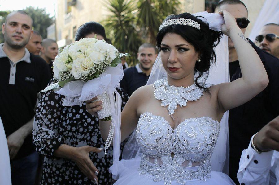Maral et Mahmoud ont pu se marier mais sous haute sécurité