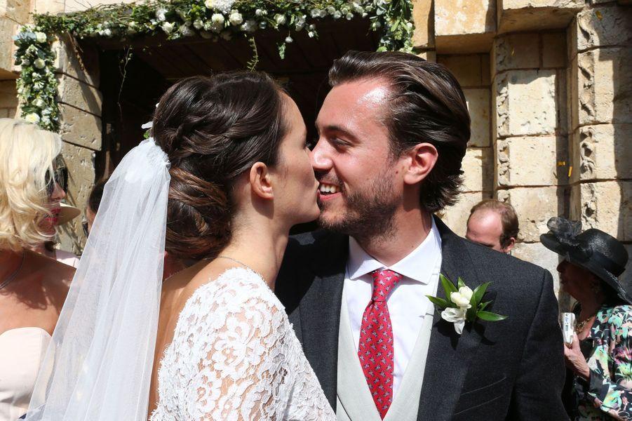 Mariage de Frédéric Giscard d'Estaing, petit-fils de Valéry Giscard d'Estaing