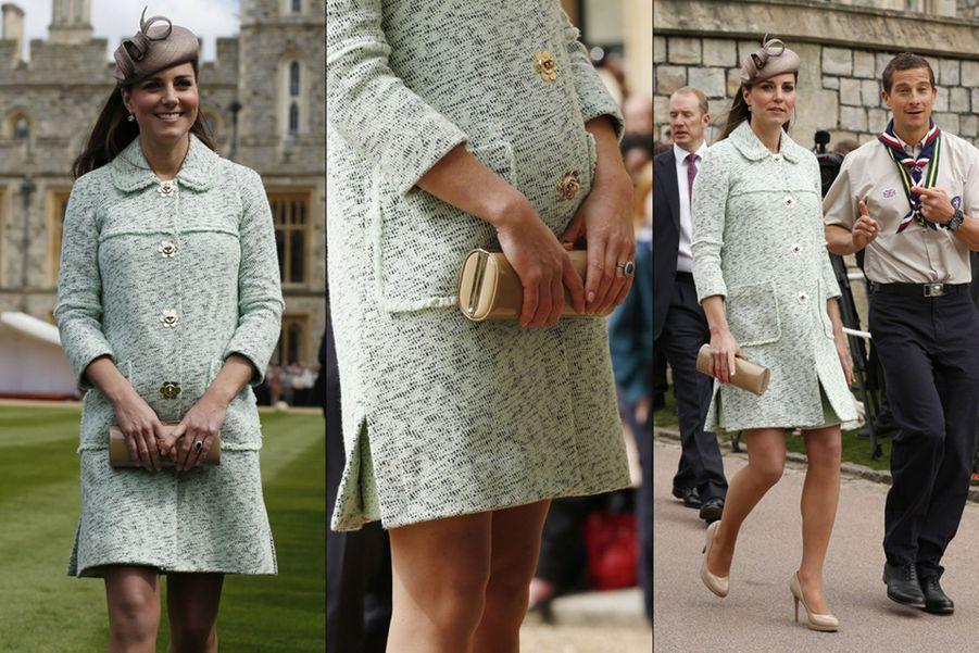 Votez pour le plus beau look de Kate