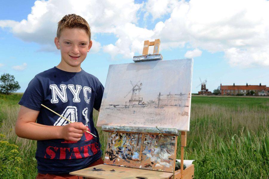 Découvrez les toiles du mini-Monet