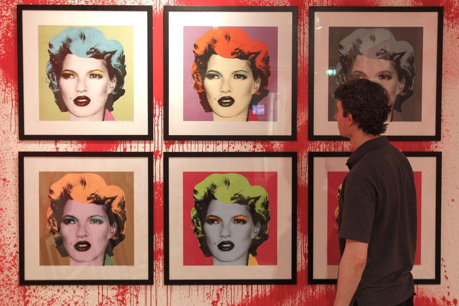 L'art détourné de Banksy