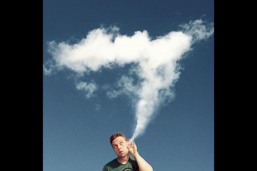 Markus, l'artiste des nuages