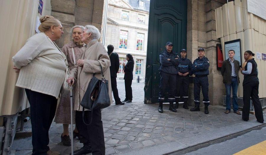 Un carnet original contenant 33 croquis réalisés au crayon a été dérobé dans la nuit de lundi à mardi au musée Picasso de Paris. Les dessins, signés de la main du maître, sont estimés entre sept et dix millions d'euros.