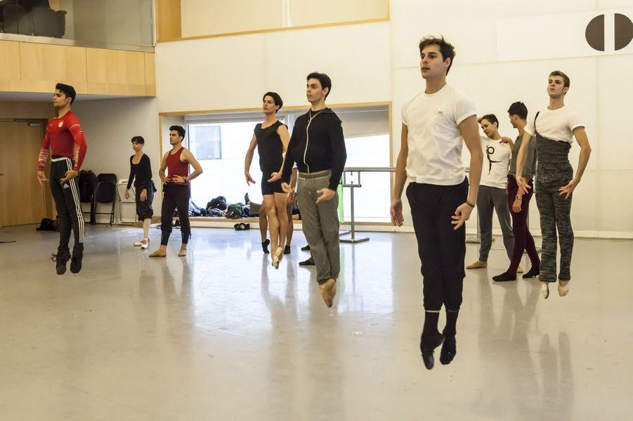 Le Ballet National de Cuba.