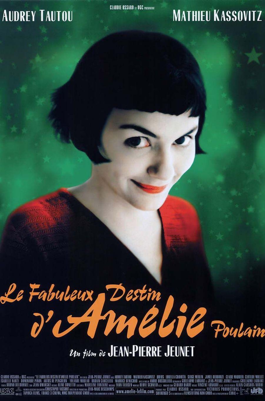 « Le Fabuleux destin d'Amélie Poulain » de Jean-Pierre Jeunet