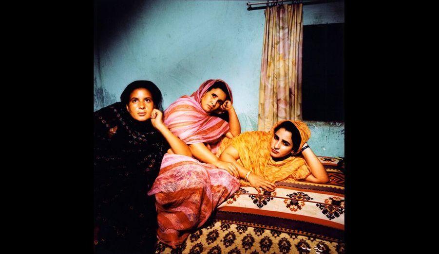 Nouakchott, Mauritanie. Cette photo fait partie de «Maures», une série de portraits primée au World Press Photo en 1996.