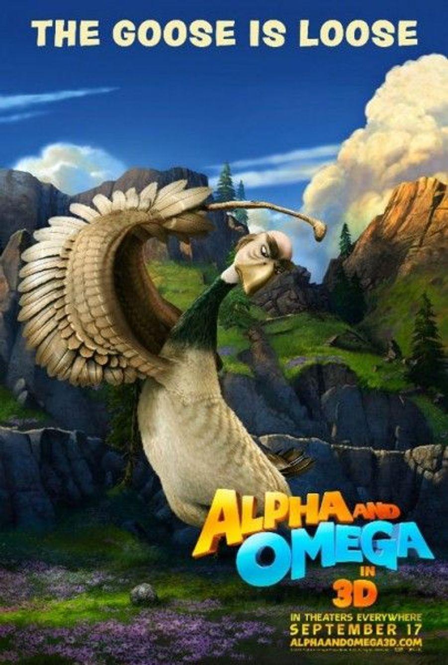 Alpha et Omega 3D