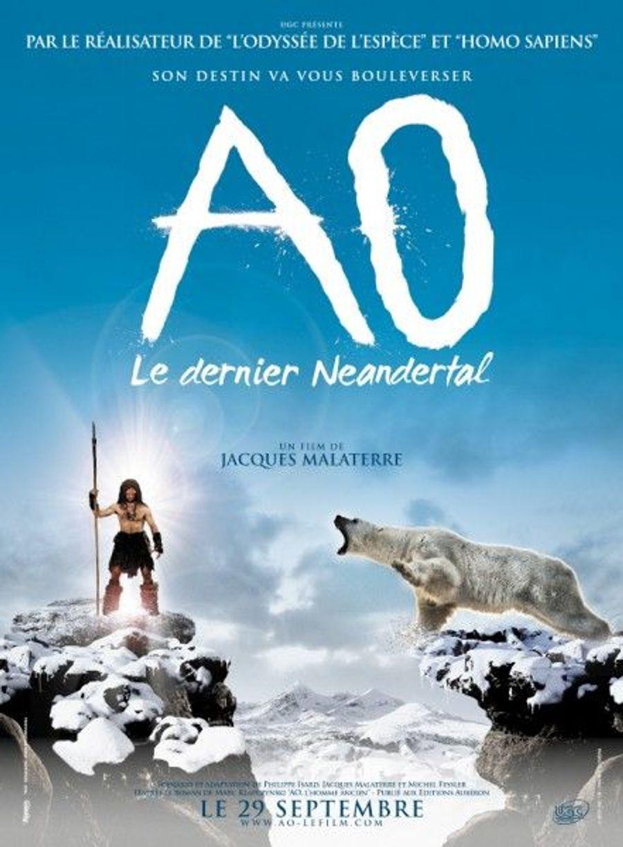 Ao Le Dernier Néandertal