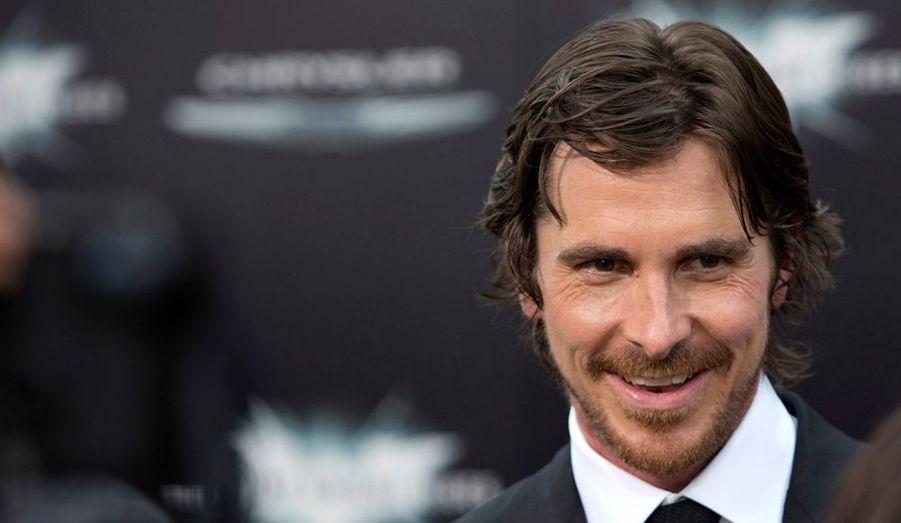 Christian Bale (Bruce Wayne/Batman)