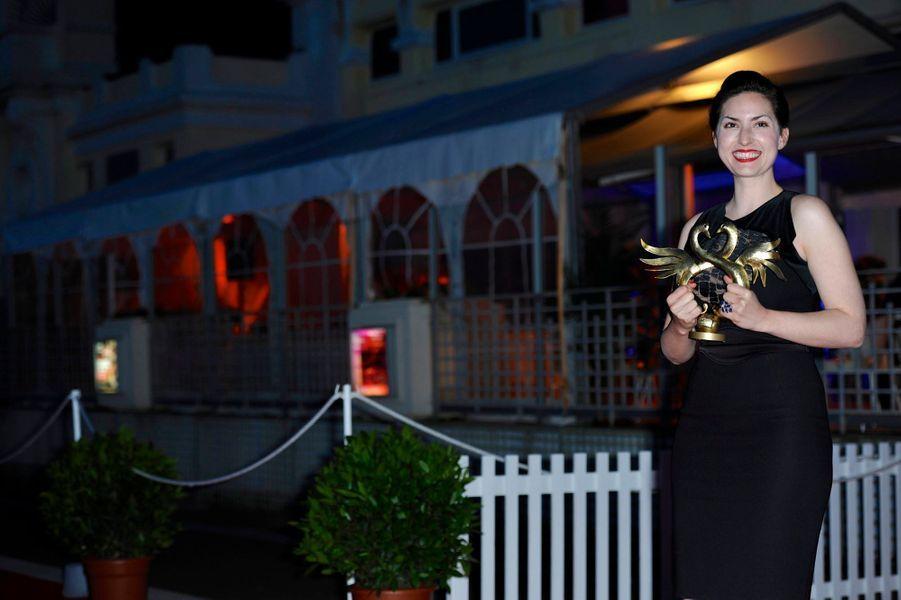 "Rebecca Zlotowski, Swann d'or pour ""Grand central"""