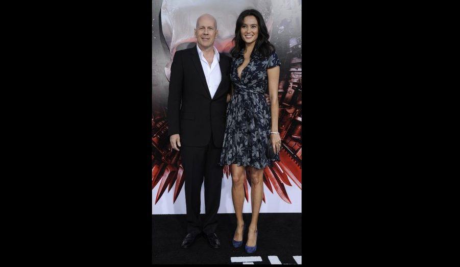 Bruce Willis et Emma Heming.