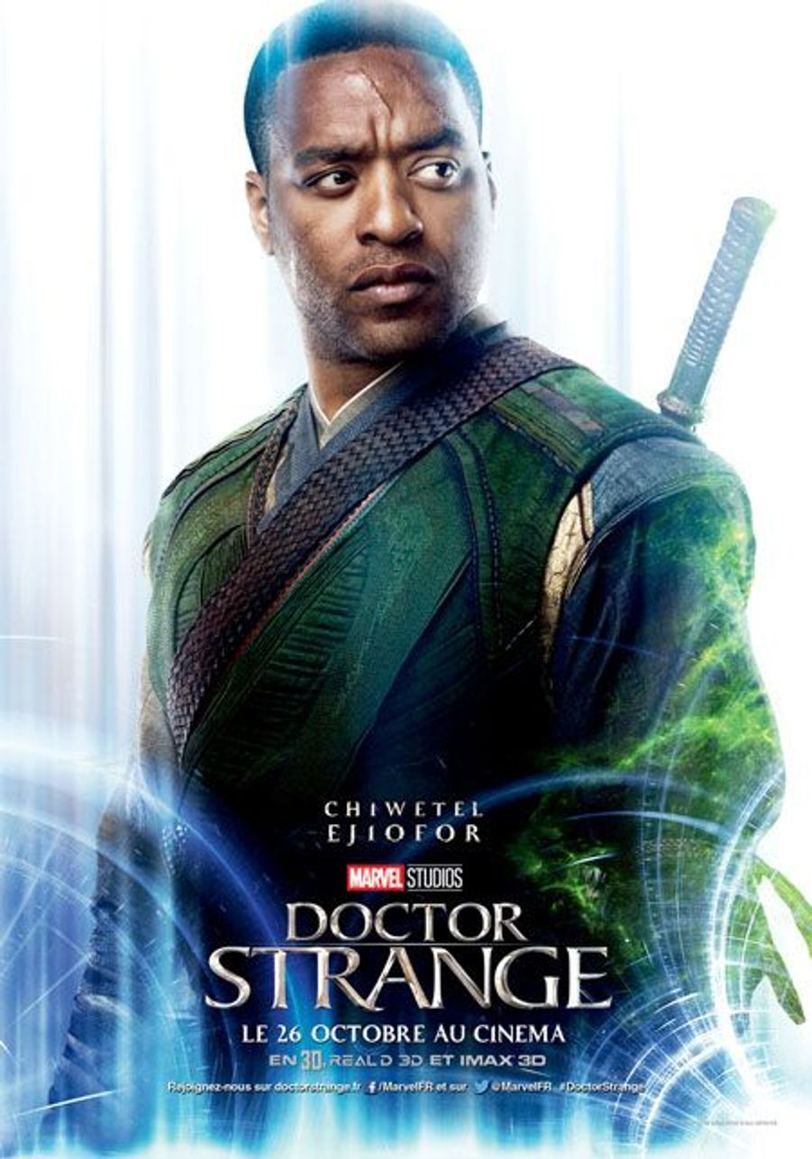 Chiwetel Ejiofor (Baron Mordo)