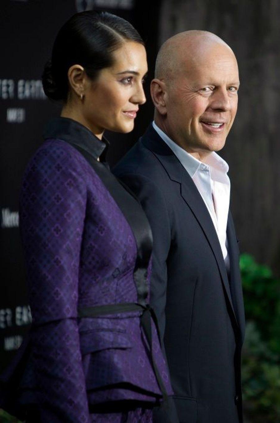 Emma Heming et Bruce Willis