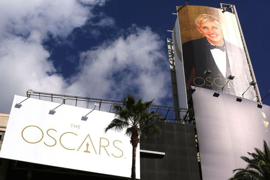 Derniers préparatifs pour les Oscars 2014
