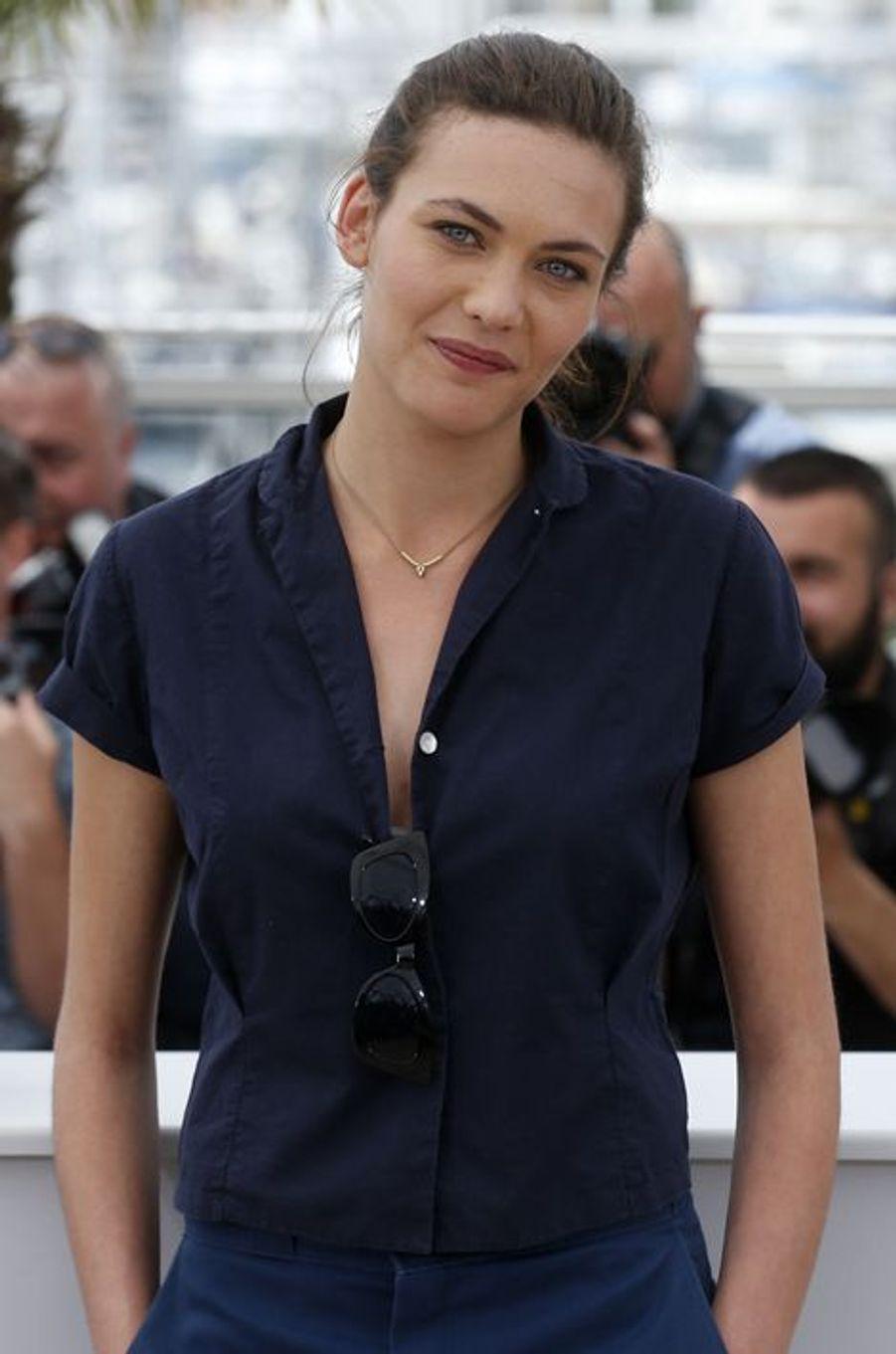 Aomi Muyock à Cannes le 21 mai 2015