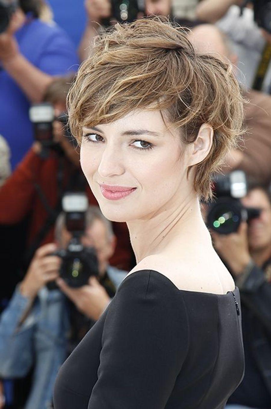 Louise Bourgoin à Cannes le 20 mai 2015