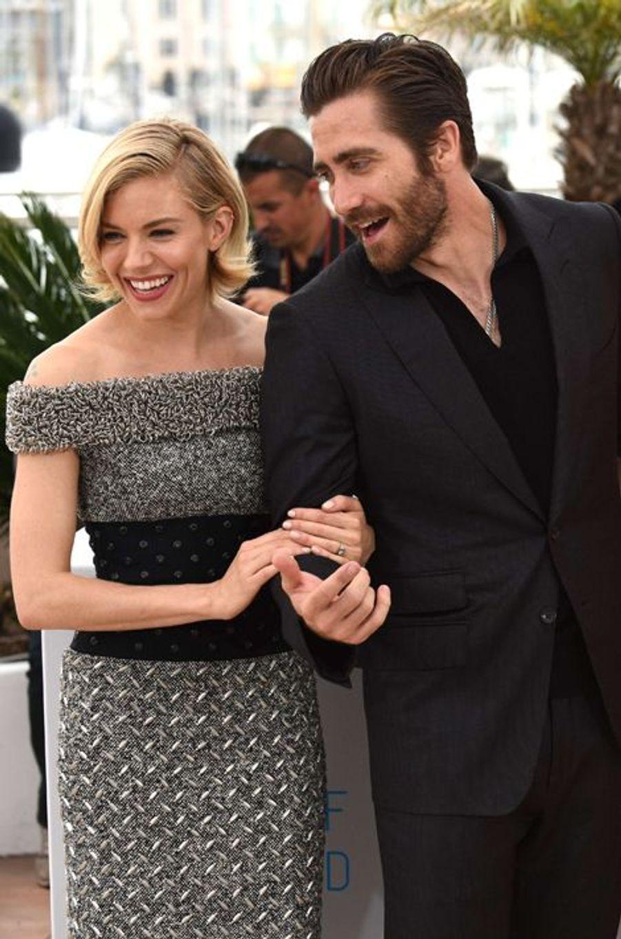 Sienna Miller et Jake Gyllenhaal