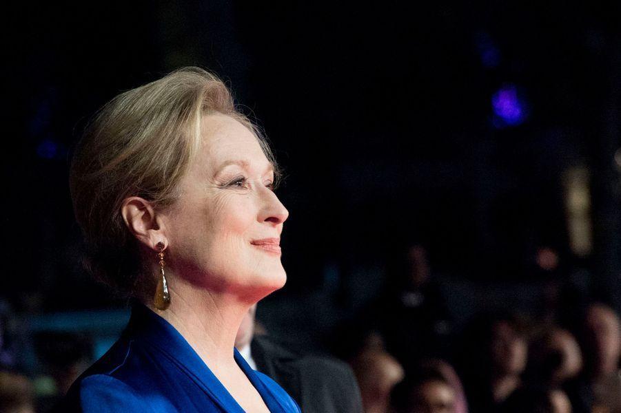 Meryl Streep (présidente du jury)
