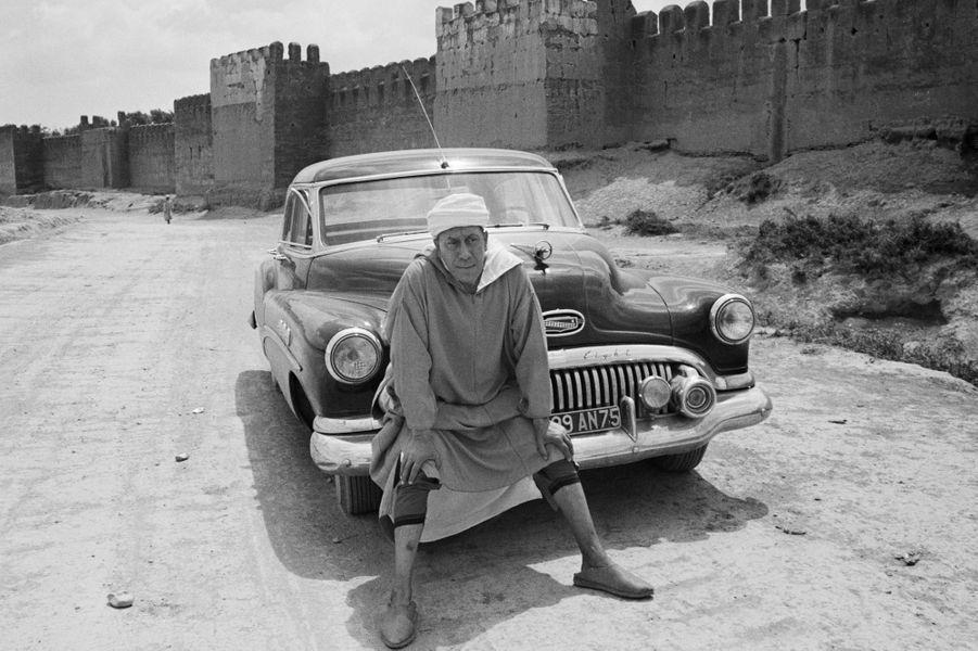 « Ali Baba et les 40 voleurs » de Jacques Becker. Fernandel.  Maroc. 1954