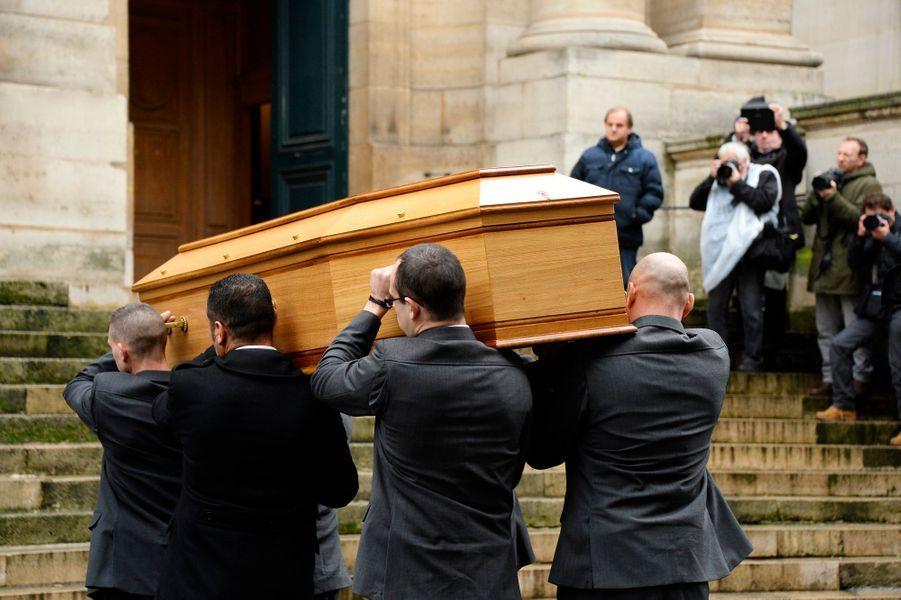 Le dernier adieu à Michel Galabru