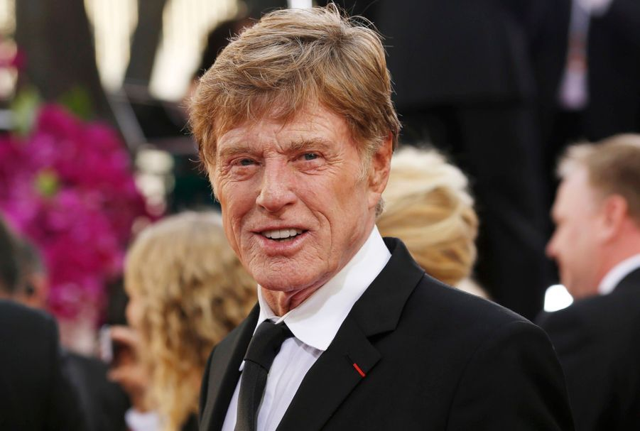 "Robert Redford (""All is Lost"")"