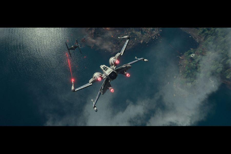 """Les nouveaux visuels de """"Star Wars Episode 7"""""""