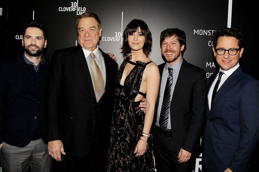 Dan Trachtenberg,John Goodman, Mary Elizabeth Winstead,John Gallagher Jr, et J.J. Abrams