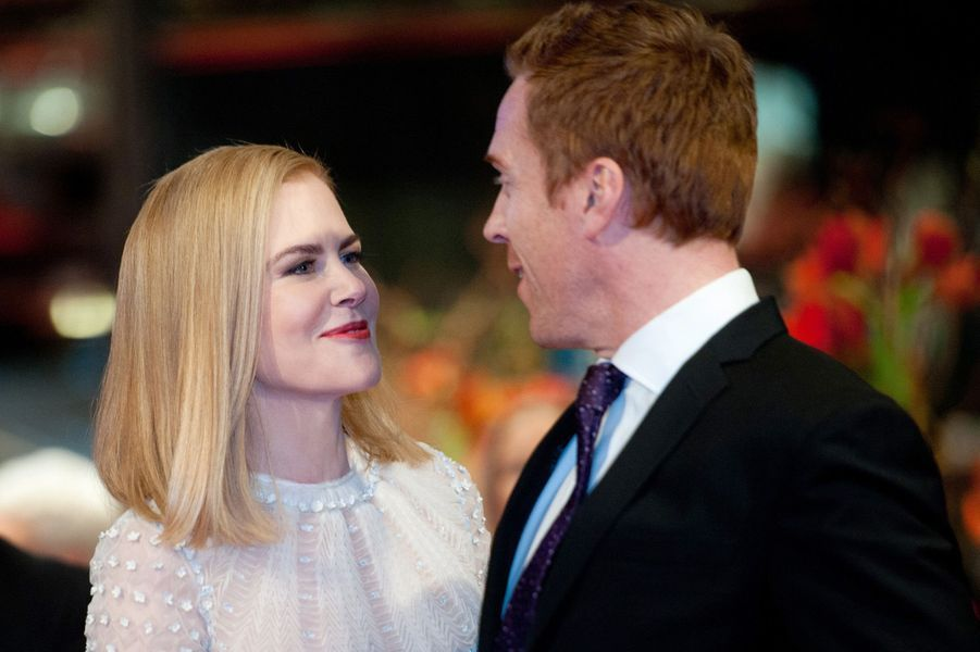 Nicole Kidman et Damian Lewis