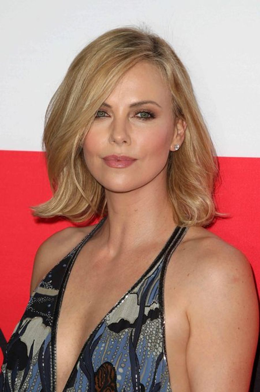 Charlize Theron à Los Angeles 12 mars 2015