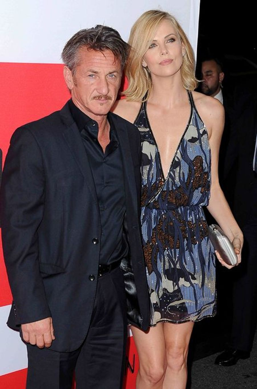 Sean Penn et Charlize Theron à Los Angeles 12 mars 2015