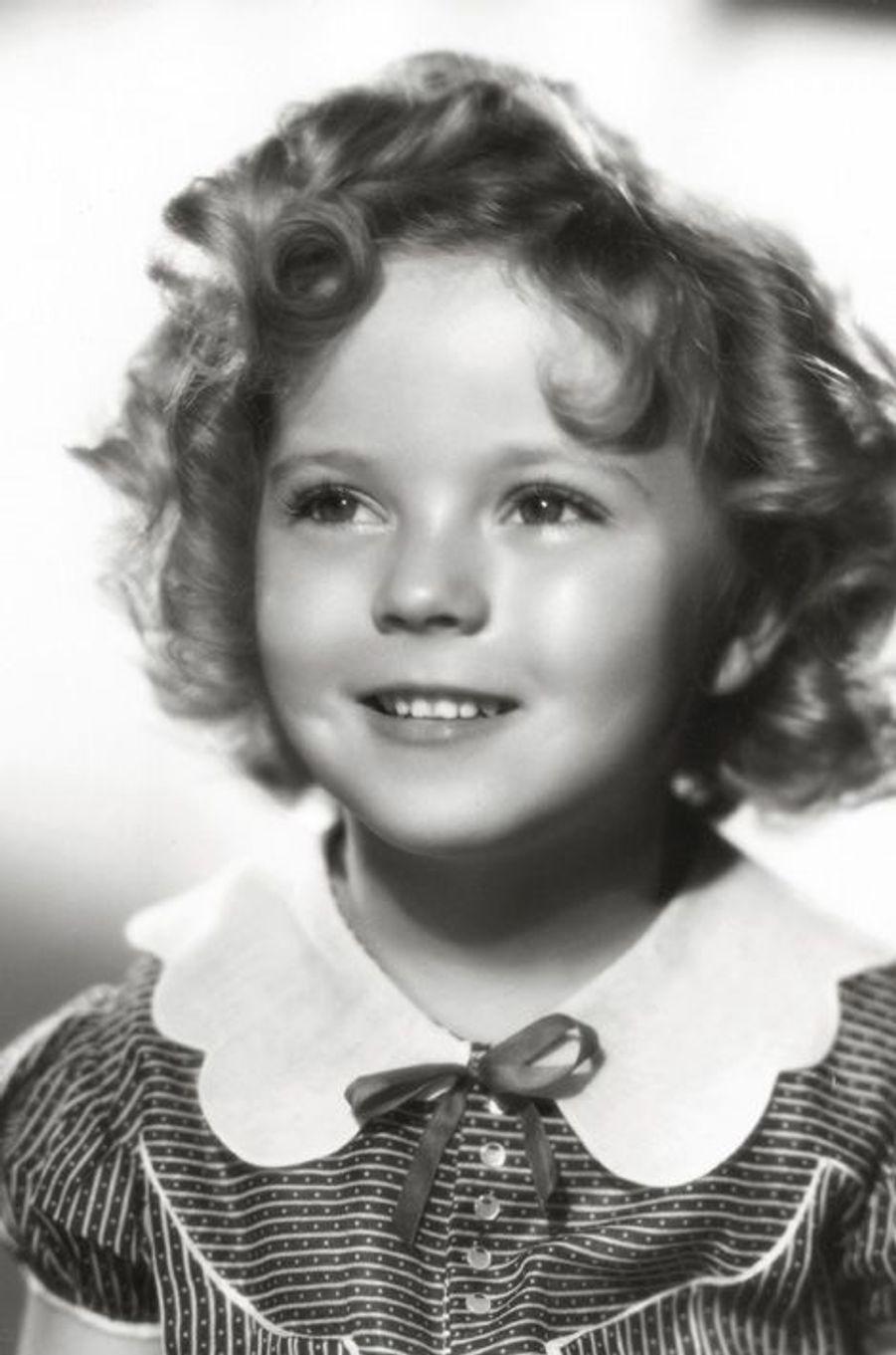La première enfant star