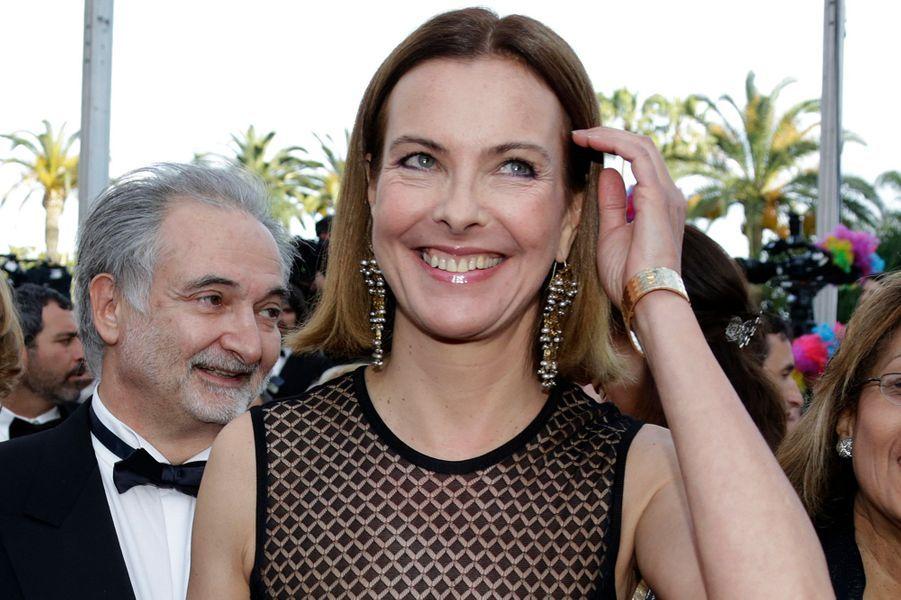 Carole Bouquet, actrice (France)