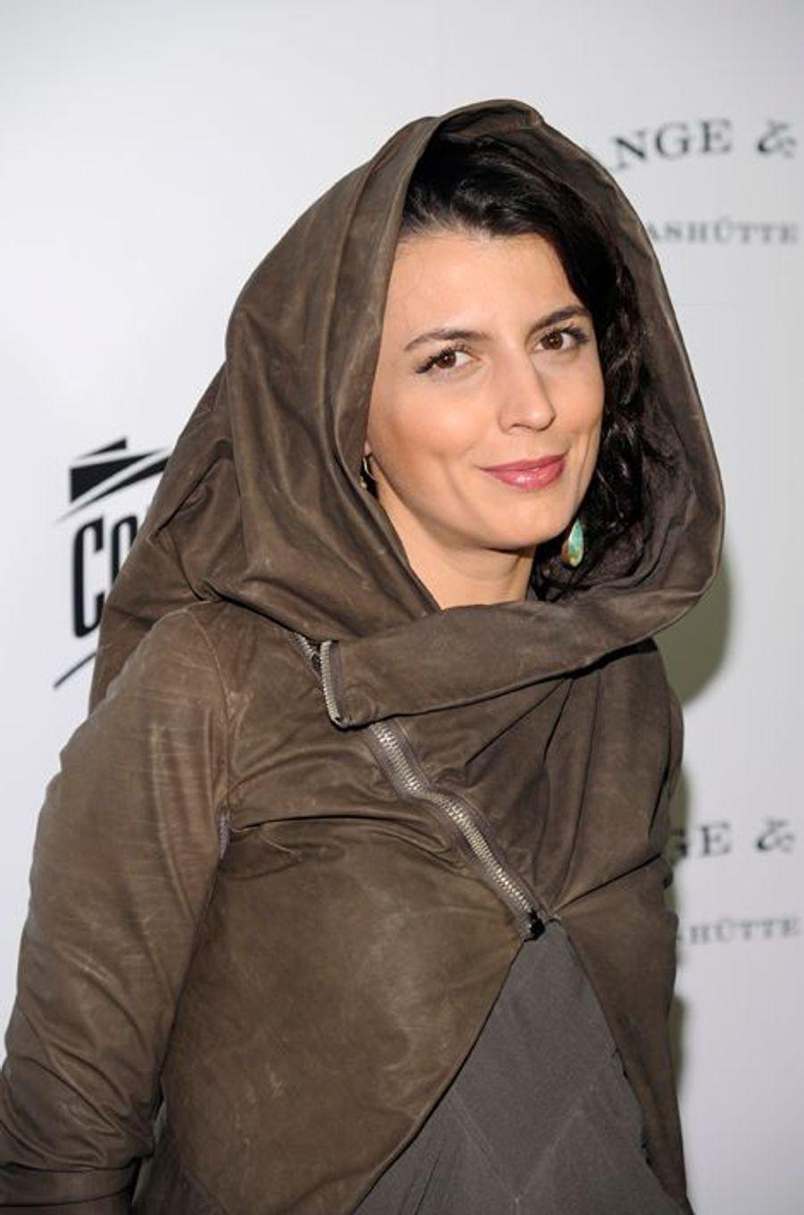 Leila Hatama, actrice (Iran)