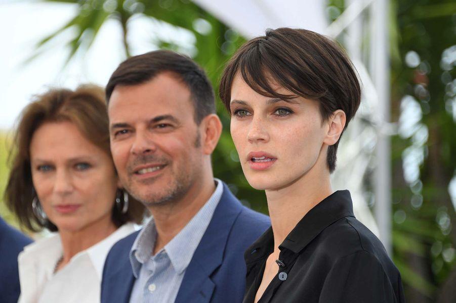 Jacqueline Bisset, Marine Vact et François Ozon