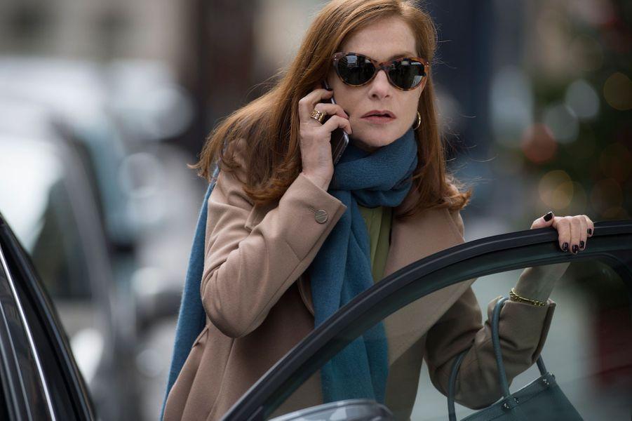 Isabelle Huppert, favorite dans la catégorie meilleure actrice dans un rôle dramatique