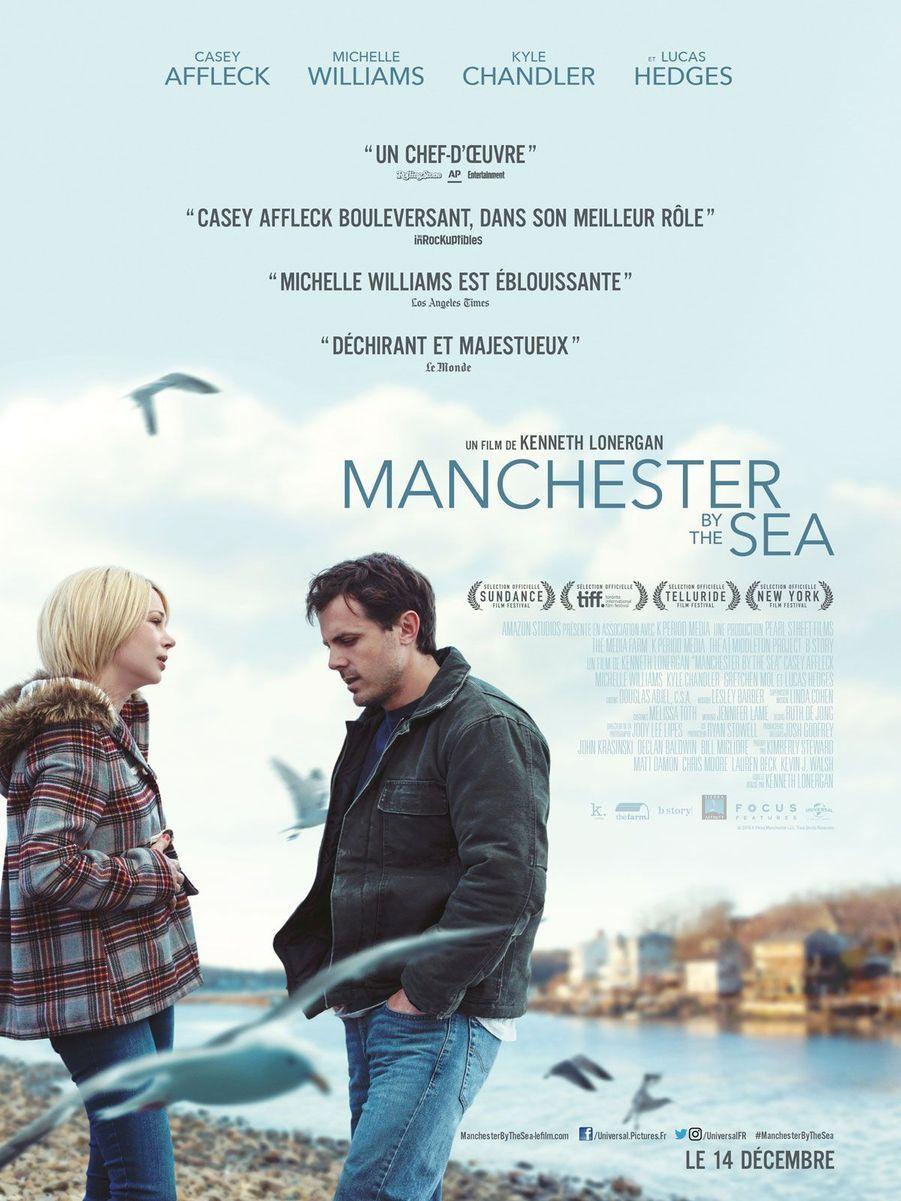 """""""Manchester by the Sea"""", notre pronostic pour la catégorie meilleur film dramatique"""