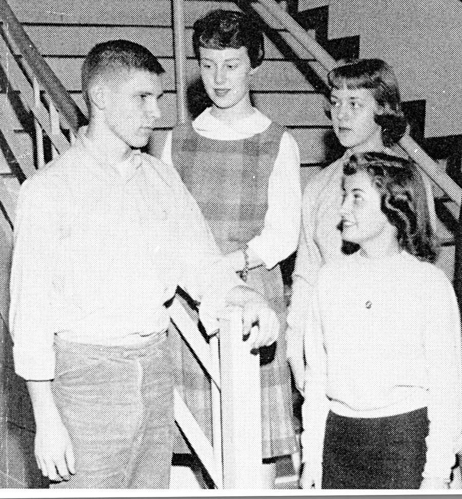 Harrison Ford en 1959