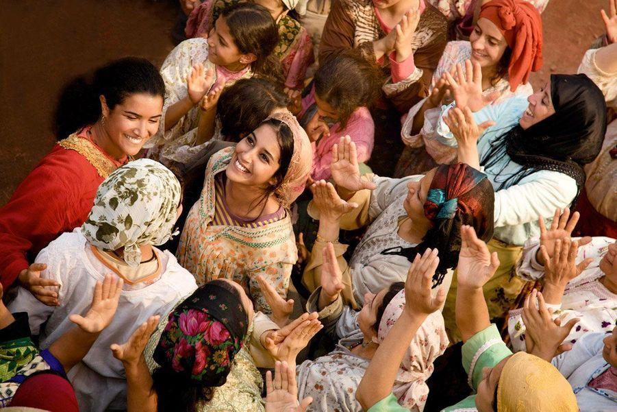 Leïla Bekhti est magnifique dans le rôle d'une jeune femme qui refuse de céder aux coutumes machistes de son village.