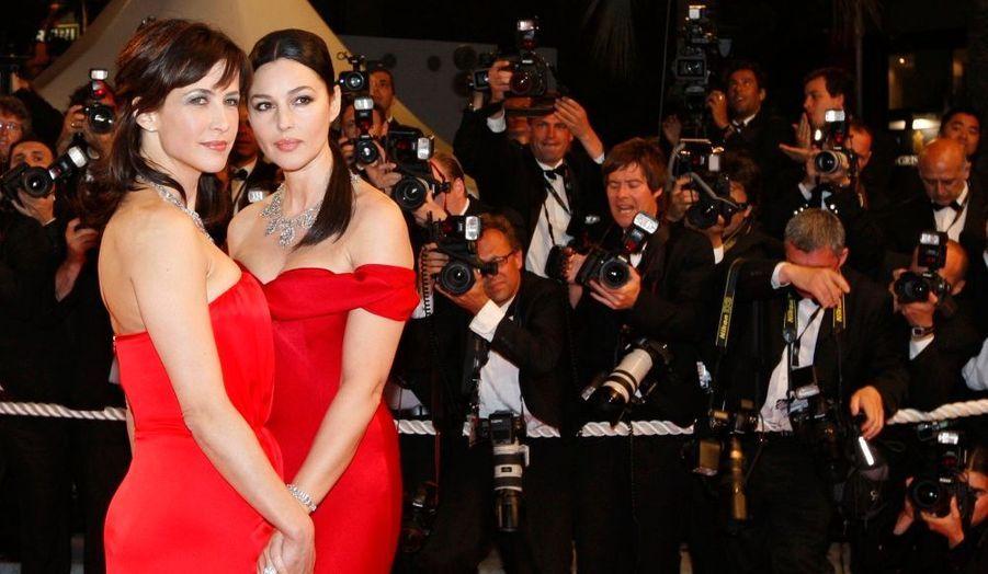 Le film ne séduit ni la critique, ni le public mais a offert le grand moment glamour du Festival de Cannes 2009.
