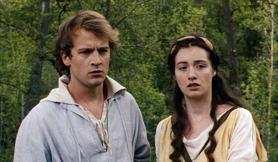 Le jeune acteur passe le test du grand cinéma d'auteur avec Les Amours d'Astrée et de Céladon d'un certain Eric Rohmer.