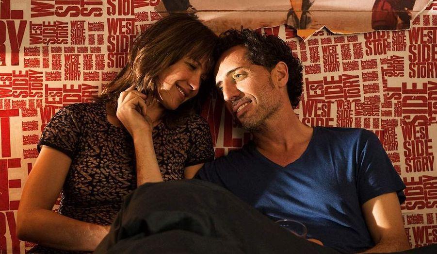"""Gad Elmaleh et Sophie Marceau dans la nouvelle comédie du réalisateur de """"Brice de Nice"""". Un succès assuré?"""