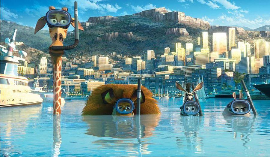 Madagascar 3 Bons Baisers D'Europe d'Eric Darnell (6 juin)