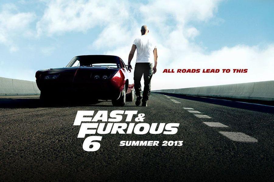 """Fast & Furious 6"" de Justin Lin (22 mai)"